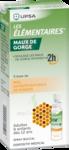 Acheter LES ELEMENTAIRES Solution buccale maux de gorge adulte 30ml à Ris-Orangis