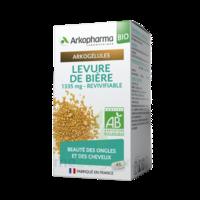 Arkogélules Levure De Bière Revivifiable Bio Gélules Fl/45 à Ris-Orangis
