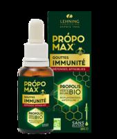 Lehning Propomax Immunité Propolis Verte Bio Extrait Sans Alcool Fl/30ml à Ris-Orangis