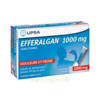 Efferalgan 1g Cappuccino granules 8 sachets à Ris-Orangis