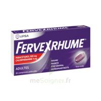 FERVEXRHUME Comprimés pelliculés Plq/16 à Ris-Orangis