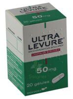 ULTRA-LEVURE 50 mg Gél Fl/20 à Ris-Orangis