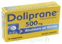 DOLIPRANE 500 mg Comprimés 2plq/8 (16) à Ris-Orangis
