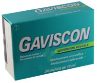 GAVISCON, suspension buvable en sachet à Ris-Orangis