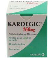 KARDEGIC 160 mg, poudre pour solution buvable en sachet à Ris-Orangis