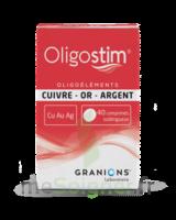 Oligostim Cuivre Or Argent Cpr Subl T/40 à Ris-Orangis