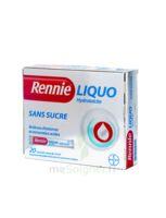 RENNIELIQUO SANS SUCRE, suspension buvable édulcorée à la saccharine sodique en sachet-dose à Ris-Orangis