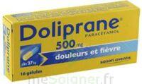 DOLIPRANE 500 mg Gélules B/16 à Ris-Orangis