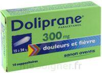 DOLIPRANE 300 mg Suppositoires 2Plq/5 (10) à Ris-Orangis
