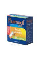 FLUIMUCIL EXPECTORANT ACETYLCYSTEINE 200 mg ADULTES SANS SUCRE, granulés pour solution buvable en sachet édulcorés à l'aspartam et au sorbitol à Ris-Orangis
