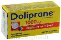 DOLIPRANE 1000 mg Comprimés effervescents sécables T/8 à Ris-Orangis