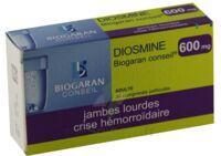 DIOSMINE BIOGARAN CONSEIL 600 mg, comprimé pelliculé à Ris-Orangis