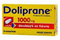 DOLIPRANE 1000 mg Comprimés Plq/8 à Ris-Orangis