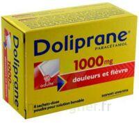 DOLIPRANE 1000 mg Poudre pour solution buvable en sachet-dose B/8 à Ris-Orangis