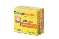 DOLIPRANEVITAMINEC 500 mg/150 mg, comprimé effervescent à Ris-Orangis