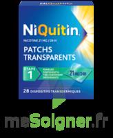 NIQUITIN 21 mg/24 heures, dispositif transdermique Sach/28 à Ris-Orangis