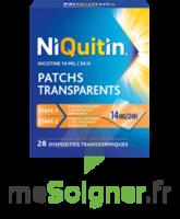 NIQUITIN 14 mg/24 heures, dispositif transdermique Sach/28 à Ris-Orangis