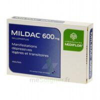 MILDAC 600 mg, comprimé enrobé à Ris-Orangis