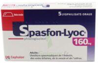 SPASFON LYOC 160 mg, lyophilisat oral à Ris-Orangis
