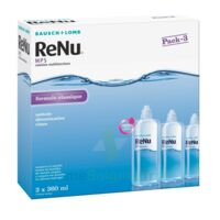RENU MPS, fl 360 ml, pack 3