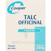 COOPER TALC, bt 250 g à Ris-Orangis