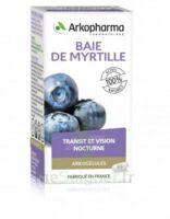 Arkogélules Myrtille baies Gélules Fl/45 à Ris-Orangis