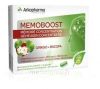 Memoboost Ginkgo + Bacopa Gélules B/30 à Ris-Orangis