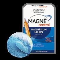 Magné Control Solution buvable 20 Ampoules à Ris-Orangis