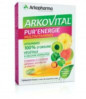 Arkovital Pur'Energie Multivitamines Comprimés dès 6 ans B/30