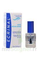 ECRINAL SOIN & BEAUTE ONGLES HUILE SECHE - VERNIS, fl 10 ml à Ris-Orangis