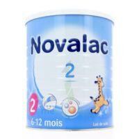 NOVALAC LAIT 2, 6-12 mois BOITE 800G à Ris-Orangis