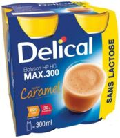 DELICAL MAX 300 SANS LACTOSE, 300 ml x 4 à Ris-Orangis