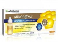 Arkoroyal Défenses Naturelles Gelée adulte 7 Doses/10ml à Ris-Orangis