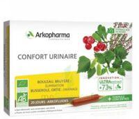 Arkofluide Bio Ultraextract Solution buvable confort urinaire 20 Ampoules/10ml à Ris-Orangis