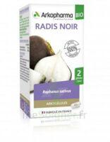 Arkogélules Radis Noir Bio Gélules Fl/40 à Ris-Orangis