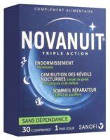 Novanuit Triple Action Comprimés B/30 à Ris-Orangis