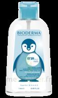 ABCDERM H2O Solution sans rinçage nettoyante bébé Fl pompe/1L à Ris-Orangis