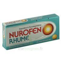 NUROFEN RHUME, comprimé pelliculé à Ris-Orangis