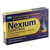 Nexium Control 20 Mg Cpr Gastro-rés Plq/7 à Ris-Orangis