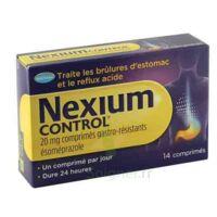 Nexium Control 20 Mg Comprimés Gastro-résistants Plq/14 à Ris-Orangis