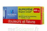 IBUPROFENE BIOGARAN CONSEIL 400 mg, comprimé pelliculé à Ris-Orangis