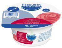 Fresubin 2kcal Crème sans lactose Nutriment fraise des bois 4 Pots/200g à Ris-Orangis
