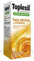 TOPLEXIL 0,33 mg/ml sans sucre solution buvable 150ml à Ris-Orangis