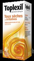 TOPLEXIL 0,33 mg/ml, sirop 150ml à Ris-Orangis