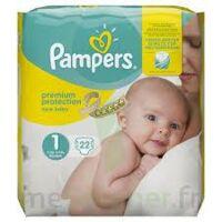 PAMPERS NEW BABY PREMIUM PROTECTION, taille 1, 2 kg à 5 kg, sac 22 à Ris-Orangis
