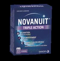 NOVANUIT Triple action Gélules B/30 à Ris-Orangis