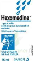 Hexomedine 1 Pour Mille, Solution Pour Pulvérisation Cutanée En Flacon Pressurisé à Ris-Orangis