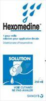 Hexomedine 1 Pour Mille S Appl Loc Fl/250ml à Ris-Orangis
