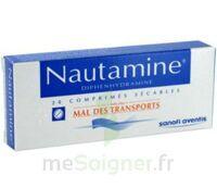 NAUTAMINE, comprimé sécable à Ris-Orangis