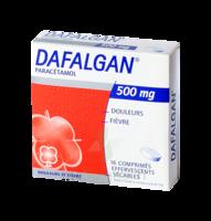 DAFALGAN 500 mg Comprimés effervescents sécables Film/16 à Ris-Orangis